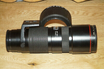 rare Tokina AT-X 100-300mm f4.0 internal focus and zoom mk 1. Minolta and Sony A