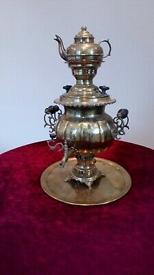 Vintage Russian Electric Samovar/Water heater