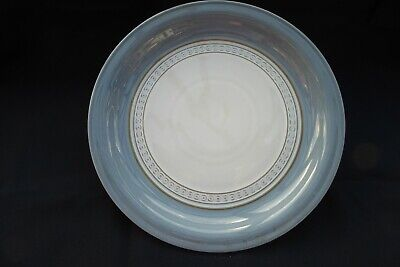 "Denby Castile Blue 10 3/4"" Dinner plate - listing for one plate but 6 available"