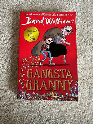Gangsta Granny By David Walliams Paperback