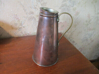 ART /CRAFTS ERA copper jug