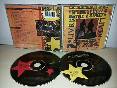 Bruce Springsteen & The E Street Band - Live In New York City - 2 Cd