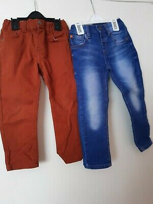 Boys Jeans Age 3-4 Years