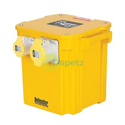 Resettable Thermal Overload Protection 5kVA Portable Transformer