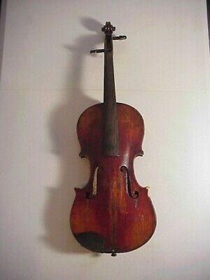 Antique 19th Century GERMAN VIOLIN #18