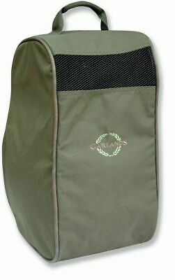 Garlands Green Welly Wellington Riding Muddy Boot Carry & Storage Bag Bag