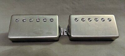 Ghost Winders Usa 1957 Low Wind Paf Classic Tone Pickups, A5 & A3, Fits Gibson