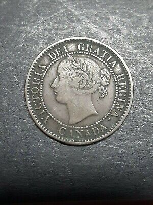 Canada  Large 1 Cent 1859