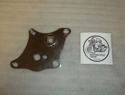 1983 Harley-Davidson Ironhead Sportster Front Right Engine Foot Peg Mount Chrome