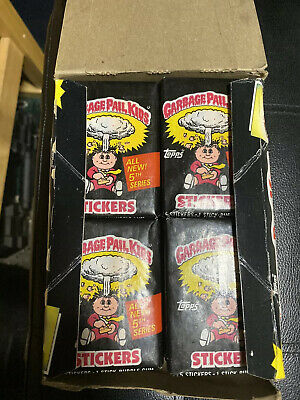 GPK OS5 Garbage Pail Kids cards 5th series one Unopened Wax pack