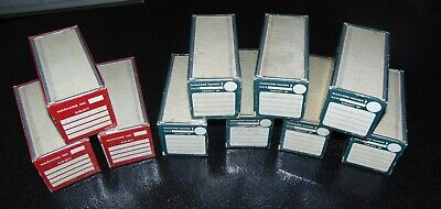 Lot of 10 ARGUS and Airequipt Automatic Slide Changer Magazines