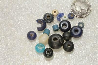 SOLD OUT UNTIL END OF FEBRUARY several mostly dark beads celtic