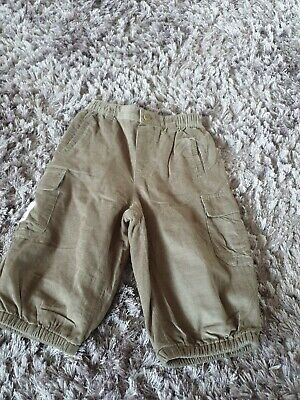 Boys Trousers 12 Month Vertbaudet