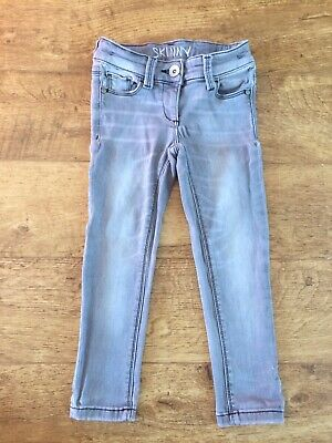 Boys Next Grey Skinny Jeans 4 Years - Good Condition