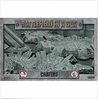 Gothic Ruins: Craters Battlefield in a Box New