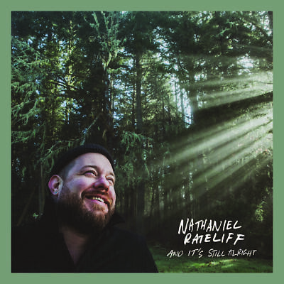 Nathaniel Rateliff And It's Still Alright 180gm GREEN vinyl LP NEW/SEALED