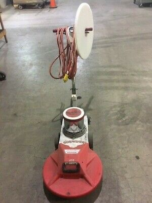 "Pullman Holt (GB1500F) Gloss Boss 1500 Burnisher (Buffer / Polisher) 20"" No Ship"
