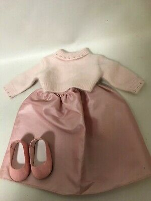 American Girl 2001 Petal Pink Outfit Retired