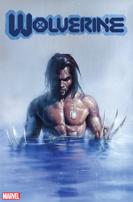 Wolverine #1 (2020) - Gabriele Dell'otto 1:50 Variant Dx - Pre-Sell 2/19