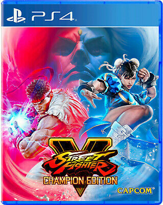 Street Fighter V: Champion Edition [PlayStation 4]