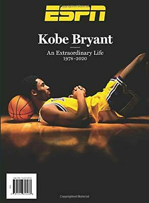 ESPN Kobe Bryant Single Issue Magazine by The Editors of ESPN  Basketball NEW