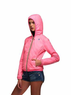 K-WAY LILY PLUS DOUBLE FLUO GIACCA DONNA REVERSIBILE panama.mainapps.com