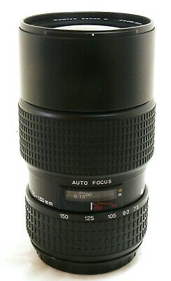 Mamiya Sekor D Zoom AF 645 75-150mm f/4.5 lens for 645AFD II III Phase One MINT-