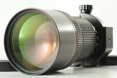 [Opt Mint] Canon New FD 300mm F4 L Telephoto Luxury Lens nfd From Japan #464