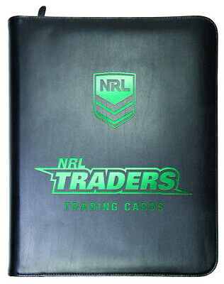 PREORDER - Nrl 2020 Traders Trading Card Collectors Album  - BRAND NEW
