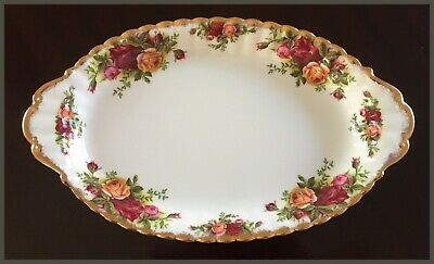 Royal Albert Old Country Rose Oval Serving Dish