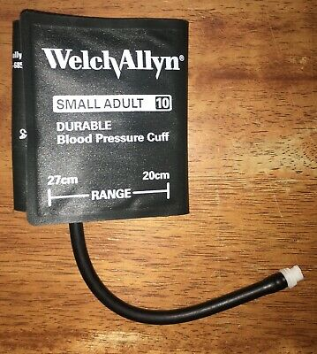 Welch Allyn  Reusable Blood Pressure Cuff Small Adult 10