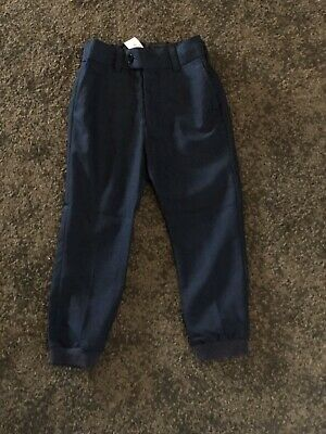 Boys Next Smart Navy Trouser 5 Years