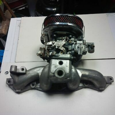 Ford X Flow Weber 32/36 Carburettor + Manifold Escort Mexico 1600GT Sport Kent