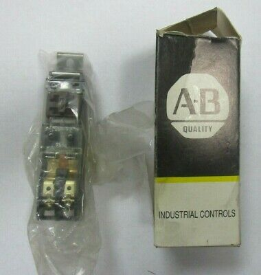 Allen Bradley Auxiliary Contact 595-A Series B