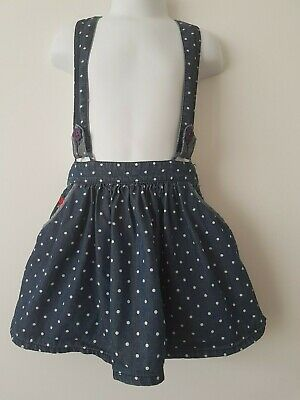 💕 George   💕 Girls skirt Dungarees  18 - 24 Months   💕