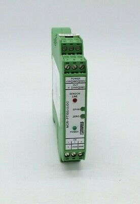 Phoenix Contact MCR-PT100-U-DC - 2810311 Thermometer Transducer