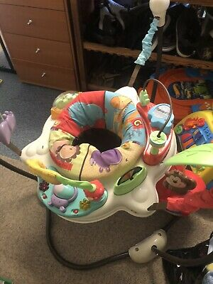 Baby jumperoo, boost seat, and swing bed