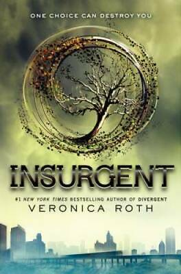 Divergent / Insurgent - Hardcover By Veronica Roth - VERY GOOD