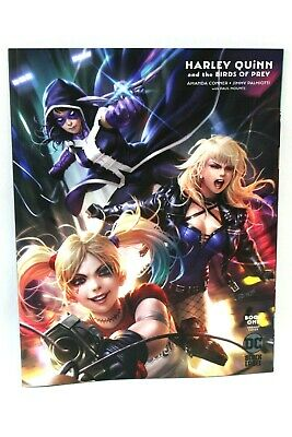 Harley Quinn & Birds of Prey #1 Derrick Chew Variant 2020 DC Black Label Comics