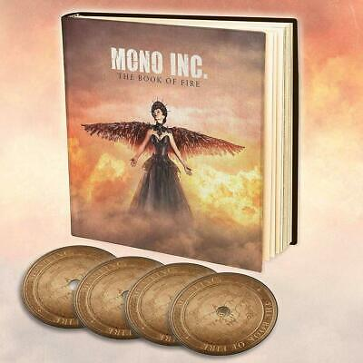 Mono Inc - The Book of Fire (Earbook) 2020