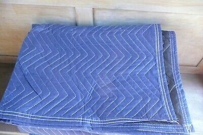"""Sure-Max 6 Moving & Packing Blankets - Pro Economy - 80"""" x 72"""" (35 lb/dz weight"""