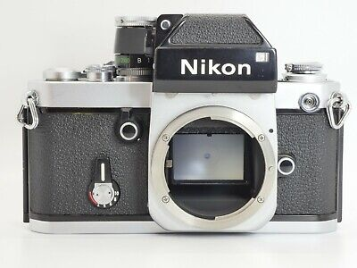 Nikon F-2 with DP-1 Prism 35mm Film Camera Body Only