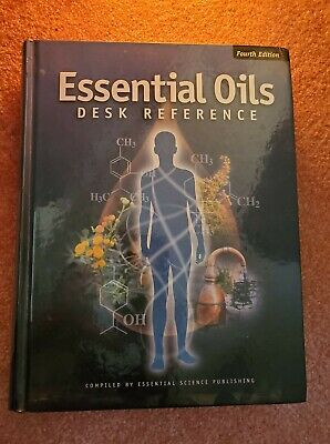 """Essential Oils Desk Reference """"Fourth Edition"""""""