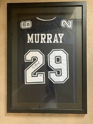 Demarco Murray Signed Framed Jersey Dallas Cowboys