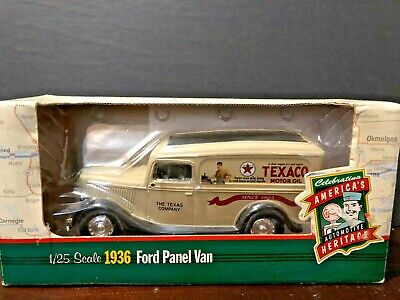 1/25 Scale 1936 Ford Panel Van - Collectibles