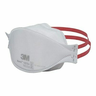 (x2) 3M 1870+ N95 EXP 2022 Particulate Respirator Surgical Mask Corona Pandemic