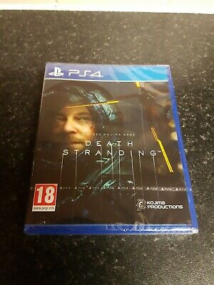 Death Stranding - Brand New Sealed - Playstation 4 Ps4 - Uk