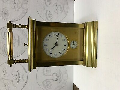 Carriage clock French grande sonnerie