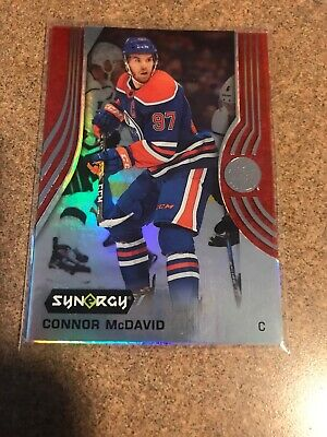2019-20 Synergy Red #1 Connor McDavid