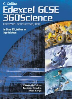 GCSE Science for Edexcel  Science Summary and Homework Book